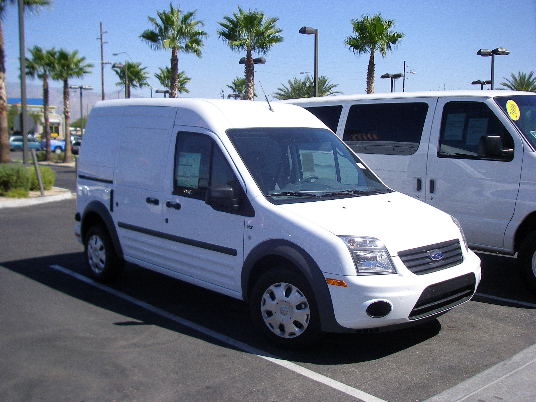 owning a goods van