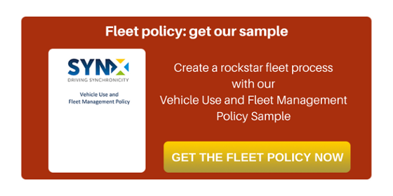 Fleet policies and procedures implementation: how to get a