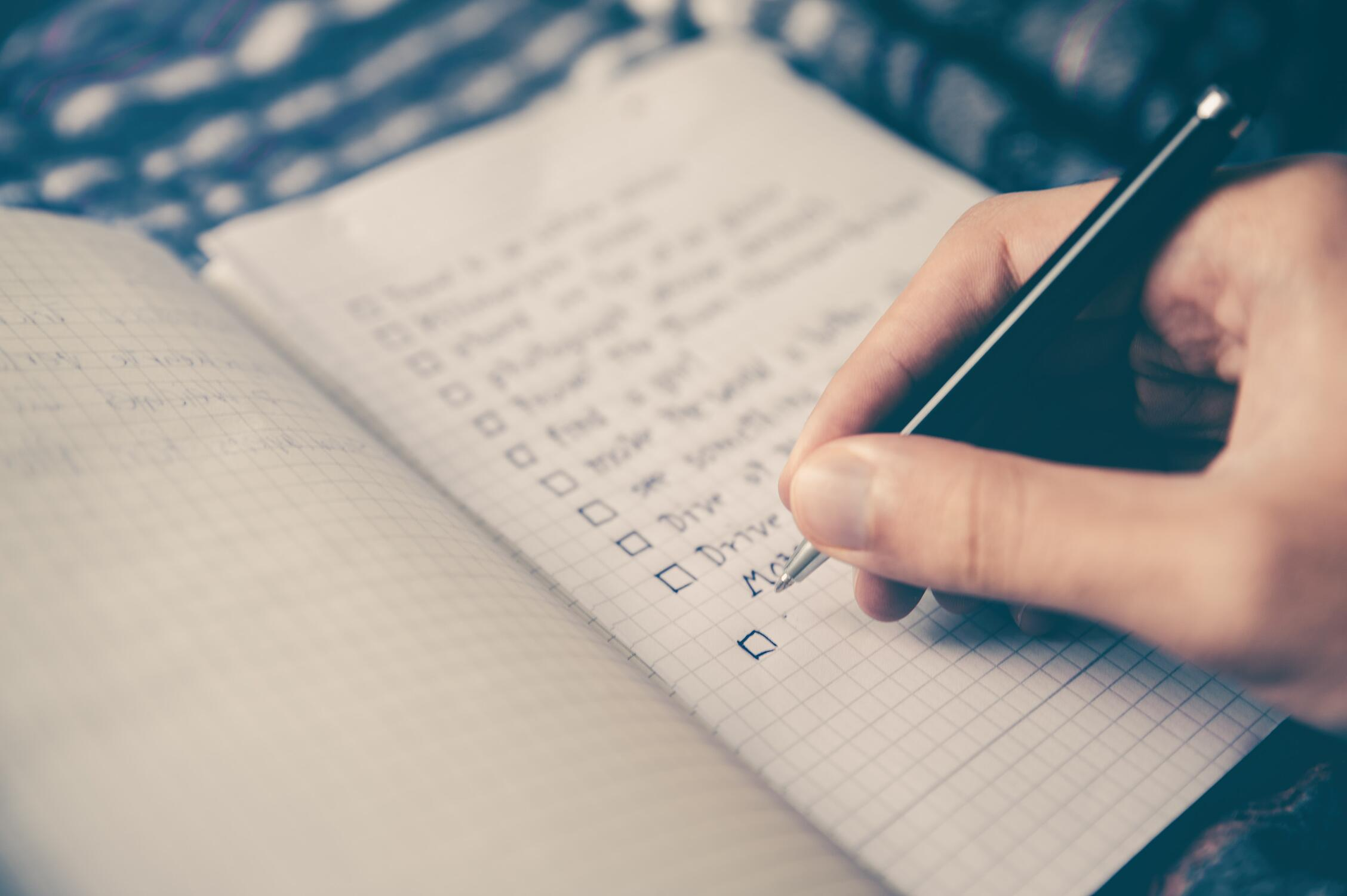 COVID-19 drivers checklist what you need to know before you go