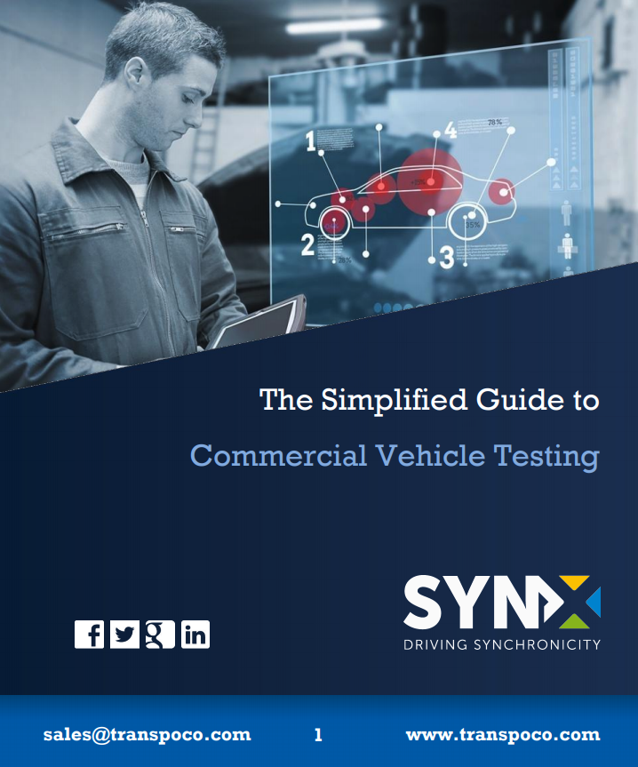 The Simplified Guide to Commercial Vehicle Testing