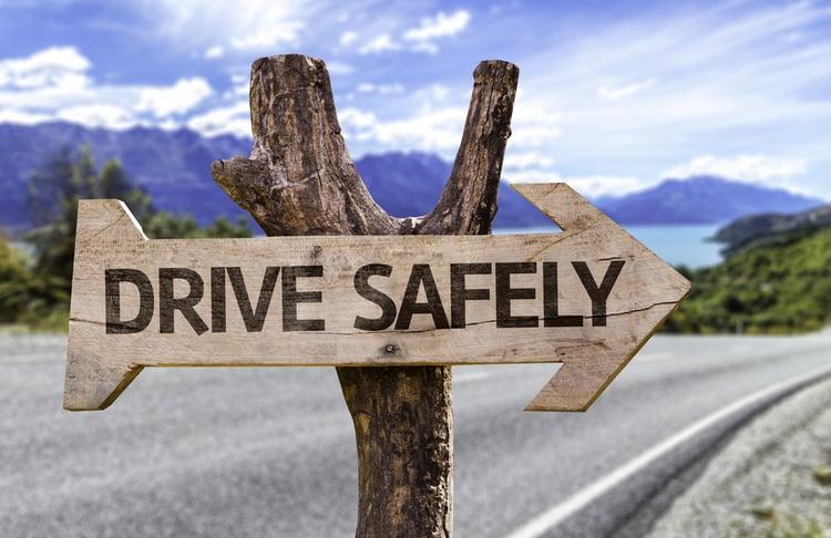 Drug driver injures police in HGV crash