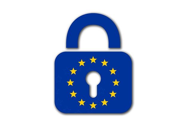 RGPD cadenas européen