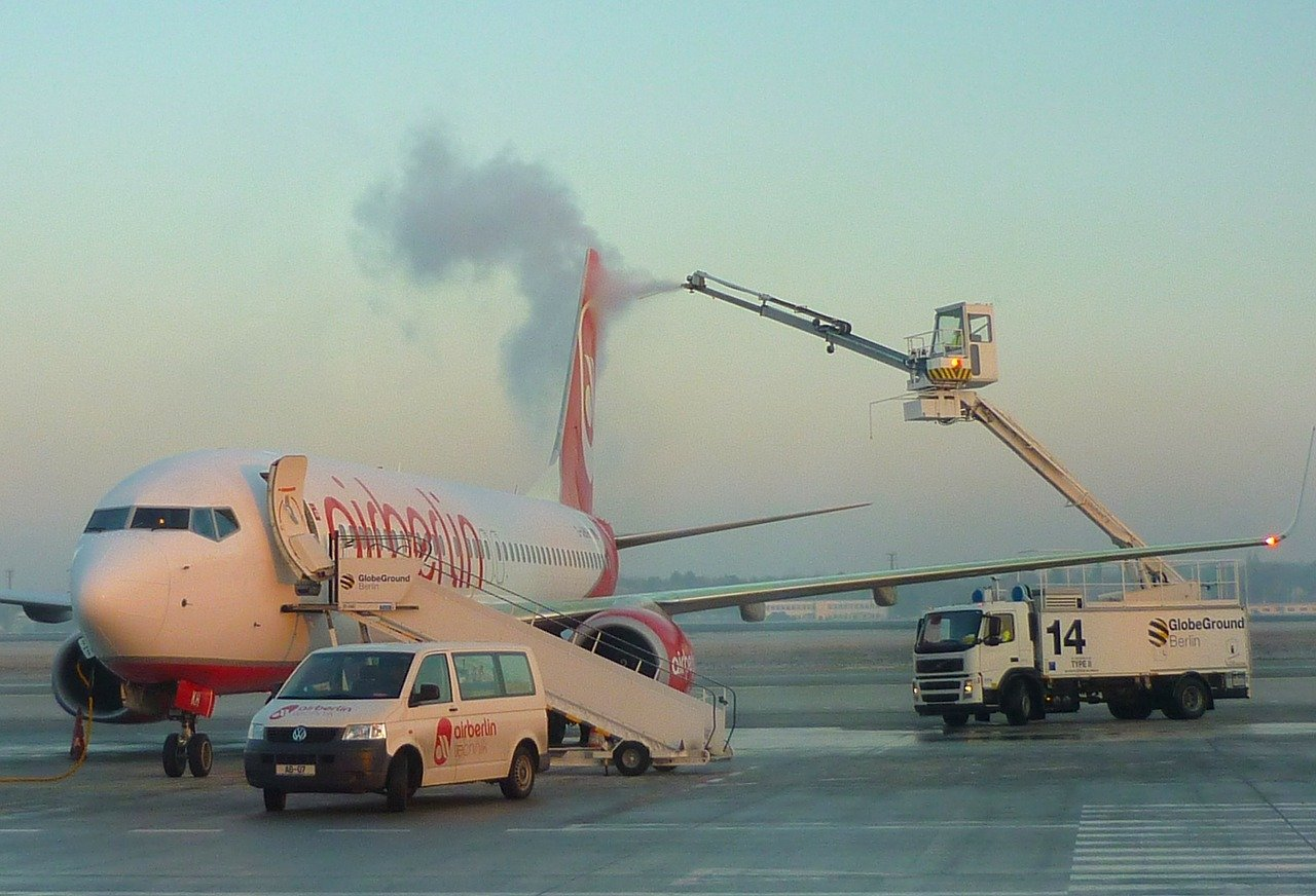 Global de-icing market expected to grow over the next years
