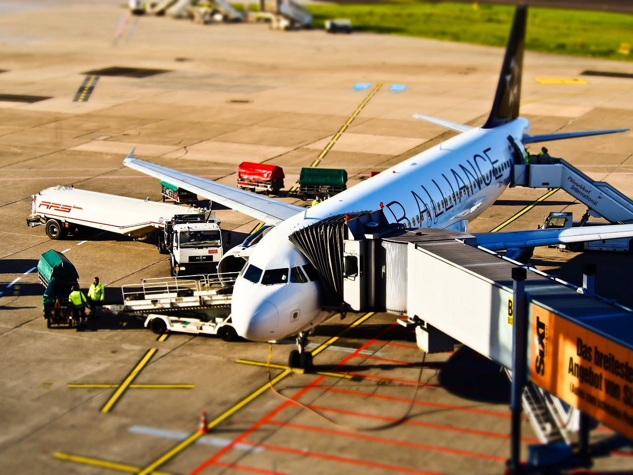 How tracking your GSE fleet can positively impact on your airline turnaround time
