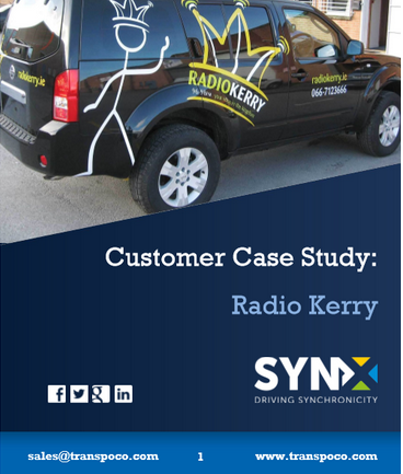 Radio_Kerry_Case_Study telematics for media company