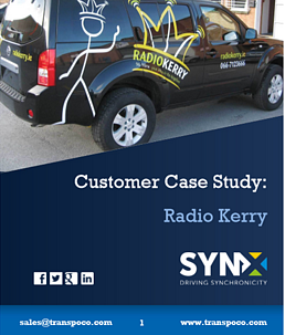 Radio_Kerry_Case_Study telematics for media company