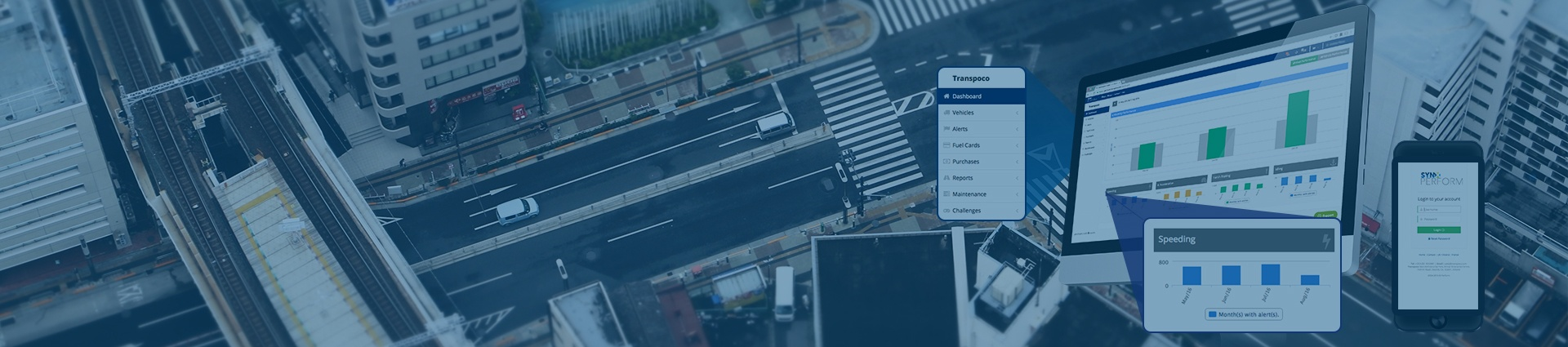 Transpoco | Fleet Management | Vehicle Tracking Solution
