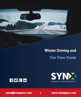 Winter Driving and Car Care Guide