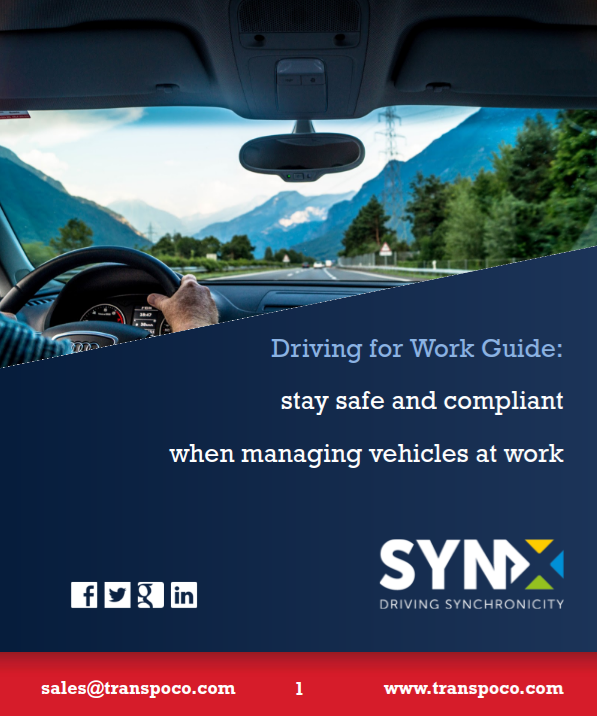Driving for work ebook