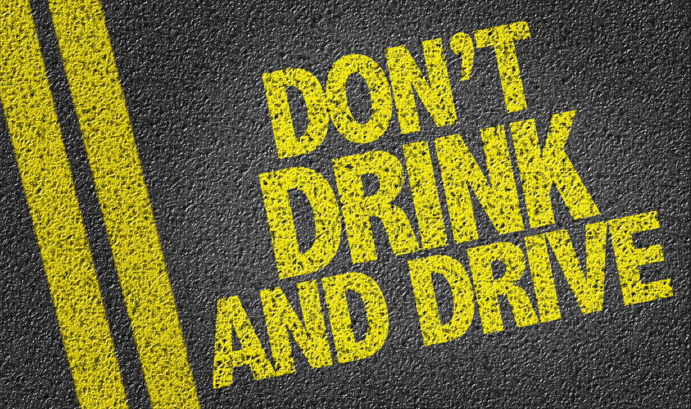 Festive season drink driving campaigns: the key is never ever drink and drive