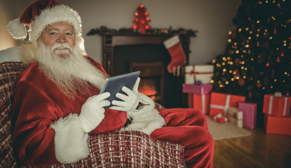 Why Santa Claus can be considered a real fleet manager