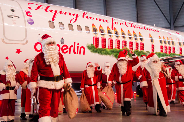 The festive season—how does the aviation sector celebrate2