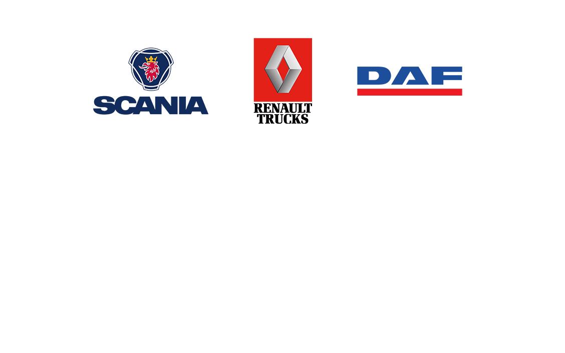 Fleet Manufacterers Logos
