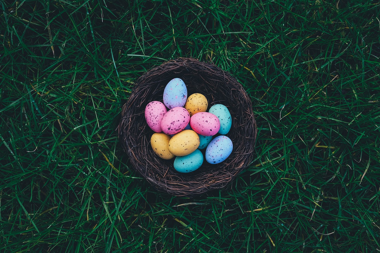 Would it still be Easter with a GPS tracker egg hunt.jpg