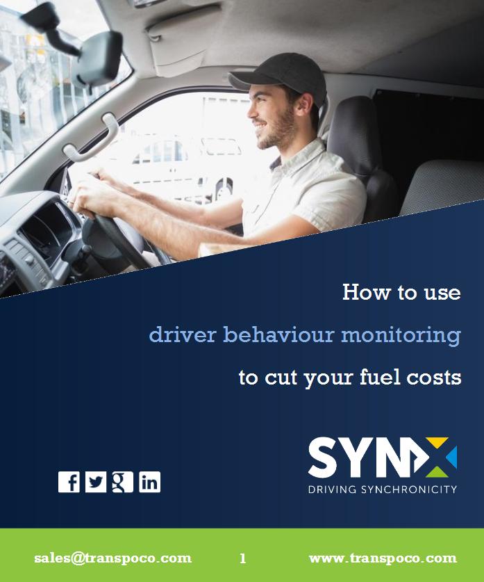 driver behaviour monitoring to cut fuel costs