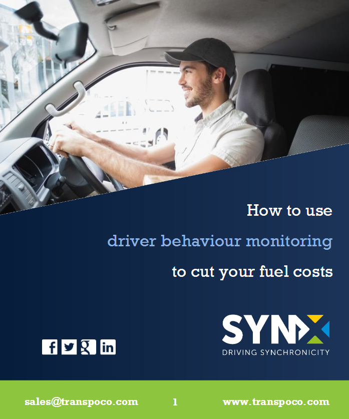 driver behaviour monitoring to cut fuel costs