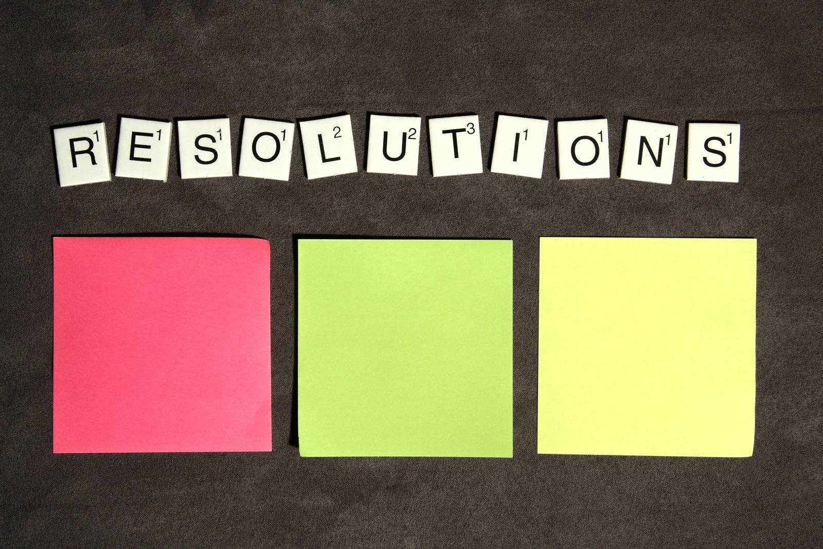 4 résolutions de la bonne année à considérer pour votre flotte