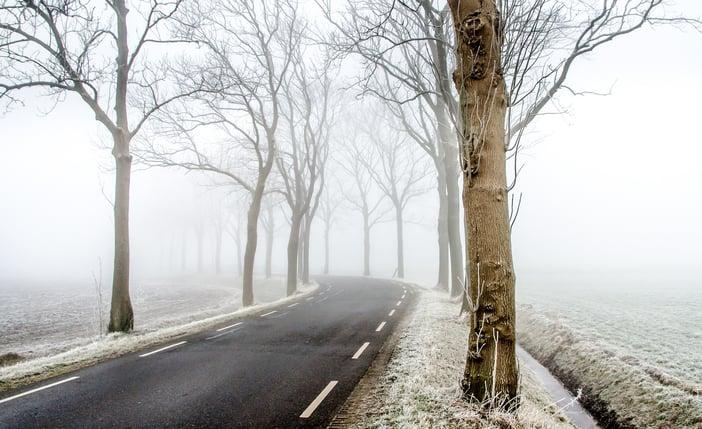 4 erreurs de conduite en hiver à éviter