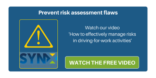 Get started with fleet risk assessment - watch our safety video