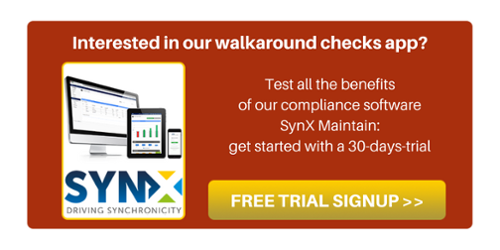 Sign up for a free 30-days-trial of SynX Maintain