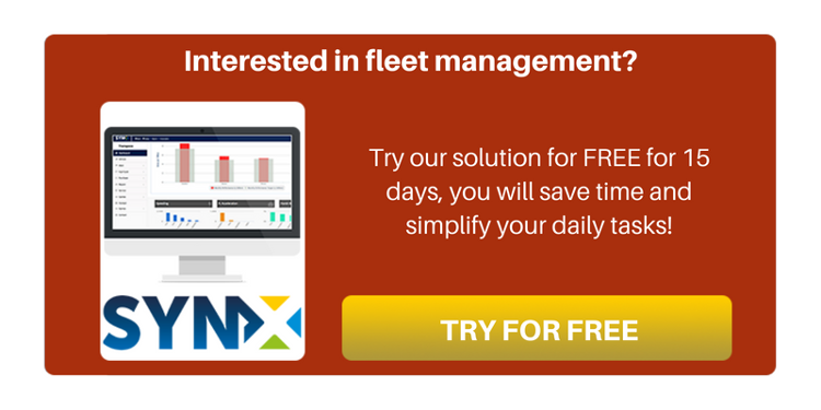 Free trial - fleet management solution - blog page