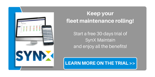 Start a trial of our Maintenance system