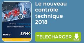 Nouveau controle technique 2018