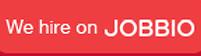 We hire on JOBBIO
