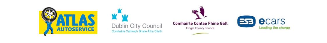 Atlas auto service, Dublin City Council, Fingal County Council, ecars