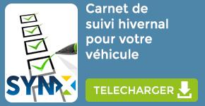 Carnet de suivi hivernal pour votre véhicule