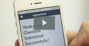 SynX by Transpoco and the Walkaround Check App