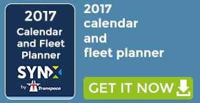 2017 Calendar and Fleet Planner