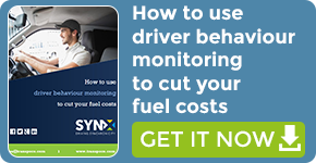 How to use driver behaviour monitoring to cut your fuel costs