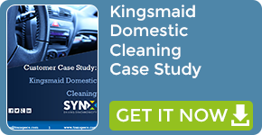 Kingsmaid Domestic Cleaning Case Study
