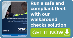 Run a safe and compliant fleet with our Walkaround Checks Solution