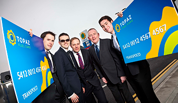 Topaz Signs Transpoco Up For Fuel Card Tech