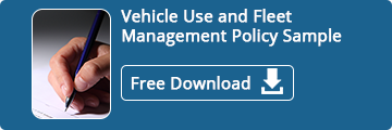 Vehicle Use and Fleet Management Policy Sample - Free Download Now