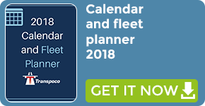 Fleet management calendar 2018